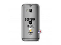 Coque HTC ONE M8 Gouteur De Biere