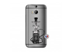 Coque HTC ONE M8 Jack Hookah