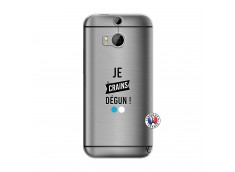 Coque HTC ONE M8 Je Crains Degun