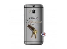 Coque HTC ONE M8 Je peux pas j'ai déménagement