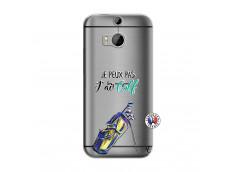 Coque HTC ONE M8 Je Peux Pas J Ai Golf