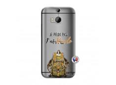 Coque HTC ONE M8 Je Peux Pas J Ai Rando