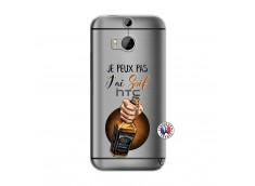 Coque HTC ONE M8 Je Peux Pas J Ai Soif