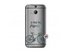 Coque HTC ONE M8 Je Peux Pas J Ai Velo