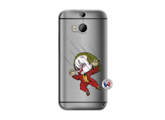 Coque HTC ONE M8 Joker Impact