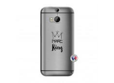 Coque HTC ONE M8 King