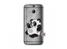 Coque HTC ONE M8 Panda Impact