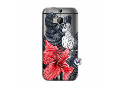 Coque HTC ONE M8 Papagal