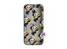 Coque HTC ONE M8 Pandi Panda