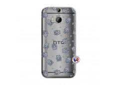 Coque HTC ONE M8 Petits Hippos