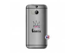 Coque HTC ONE M8 Queen