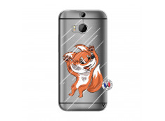 Coque HTC ONE M8 Fox Impact