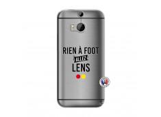 Coque HTC ONE M8 Rien A Foot Allez Lens