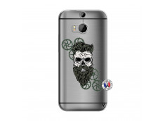 Coque HTC ONE M8 Skull Hipster