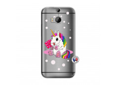 Coque HTC ONE M8 Sweet Baby Licorne