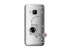 Coque HTC ONE M9 Astro Girl