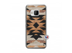 Coque HTC ONE M9 Aztec Translu