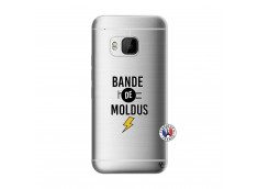 Coque HTC ONE M9 Bandes De Moldus