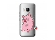 Coque HTC ONE M9 Pig Impact