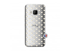 Coque HTC ONE M9 Little Hearts