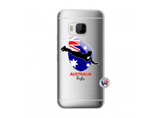 Coque HTC ONE M9 Coupe du Monde Rugby-Australia