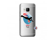 Coque HTC ONE M9 Coupe du Monde Rugby Fidji