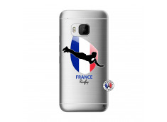Coque HTC ONE M9 Coupe du Monde de Rugby-France