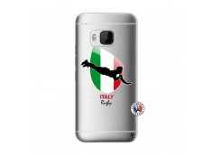 Coque HTC ONE M9 Coupe du Monde Rugby-Italy