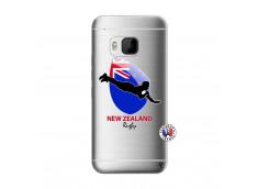Coque HTC ONE M9 Coupe du Monde Rugby- Nouvelle Zélande