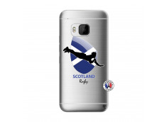 Coque HTC ONE M9 Coupe du Monde Rugby-Scotland