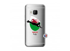 Coque HTC ONE M9 Coupe du Monde Rugby-Walles