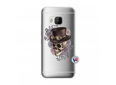 Coque HTC ONE M9 Dandy Skull