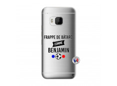 Coque HTC ONE M9 Frappe De Batard Comme Benjamin
