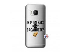 Coque HTC ONE M9 Je M En Bas Les Cacahuetes