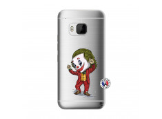 Coque HTC ONE M9 Joker Dance