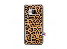 Coque HTC ONE M9 Leopard Style Translu