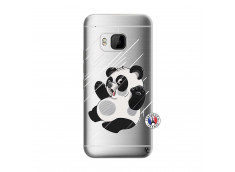 Coque HTC ONE M9 Panda Impact