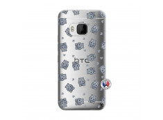 Coque HTC ONE M9 Petits Hippos