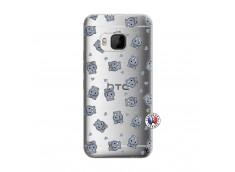 Coque HTC ONE M9 Petits Hippos