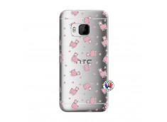 Coque HTC ONE M9 Petits Moutons