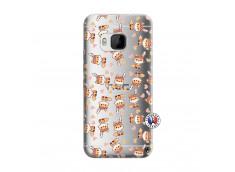 Coque HTC ONE M9 Petits Renards
