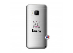 Coque HTC ONE M9 Queen