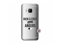 Coque HTC ONE M9 Rien A Foot Allez Angers
