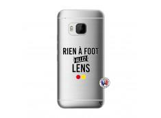 Coque HTC ONE M9 Rien A Foot Allez Lens