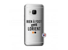 Coque HTC ONE M9 Rien A Foot Allez Lorient