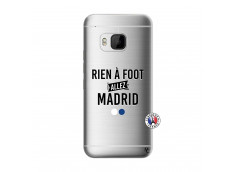 Coque HTC ONE M9 Rien A Foot Allez Madrid