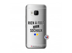 Coque HTC ONE M9 Rien A Foot Allez Sochaux