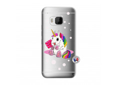 Coque HTC ONE M9 Sweet Baby Licorne