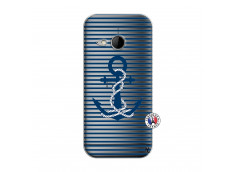 Coque HTC ONE Mini M8 Ancre