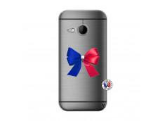 Coque HTC ONE Mini M8 Allez Les Bleues